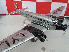 Junkers Ju-52 Olympiade 1936 - XXL 1:43 / Avion / Aircraft / YakAir
