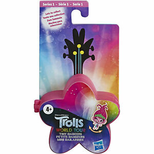 NEUF * DreamWorks Trolls World Tour Tiny Dancers série 1 Aveugles Pack