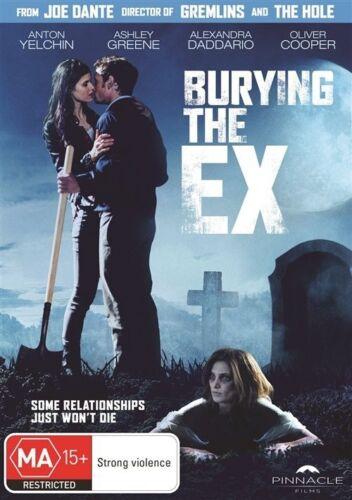 1 of 1 - Burying The Ex (DVD, 2015)
