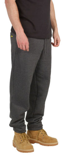 Details about  /Mens Work Jogging Bottoms By SITE KING Size S to 5XL FLEECE TRACKSUIT ZIP POCKET