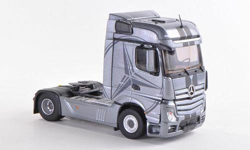 Mercedes Actros Mp4 storspace silver Eligor 1 43 Elis114826