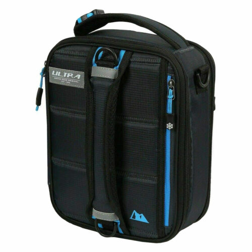 Ultra Arctic Zone Lunch Box Expandable Bag 2 Ice Wall Packs with Food Containers