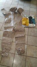 Tei Chem Bio Suit Pak Tychem Cpf3 Hazardous Chem Xl Or 2xl
