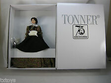 "TONNER GWTW 16"" SCARLETT OHARA VIVIEN LEIGH DOLL I'LL NEVER BE HUNGRY AGAIN NRFB"