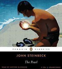 The Pearl (Penguin Audio Classics) Steinbeck, John Books-Good Condition
