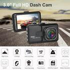 LCD Vehicle Car DVR Camera Video Recorder Dash Cam Night Vision G-Sensor GPS