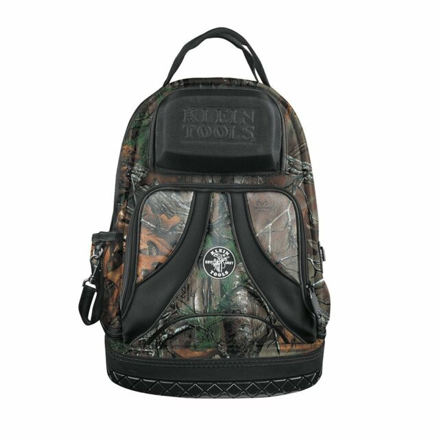 NEW KLEIN TOOLS - 55421BP14CAMO - TRADESMAN PRO CAMO BACKPACK
