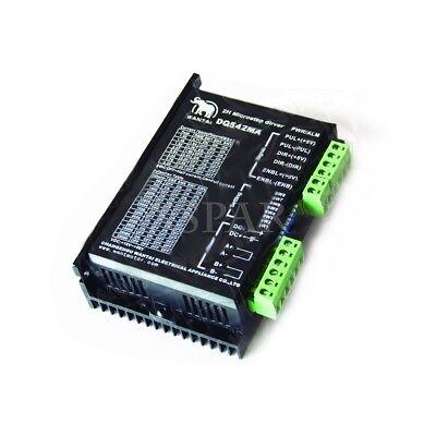 Wantai CNC 3 Axis Stepper motor Controller 50V//4.2A//128 Micro DQ542MA