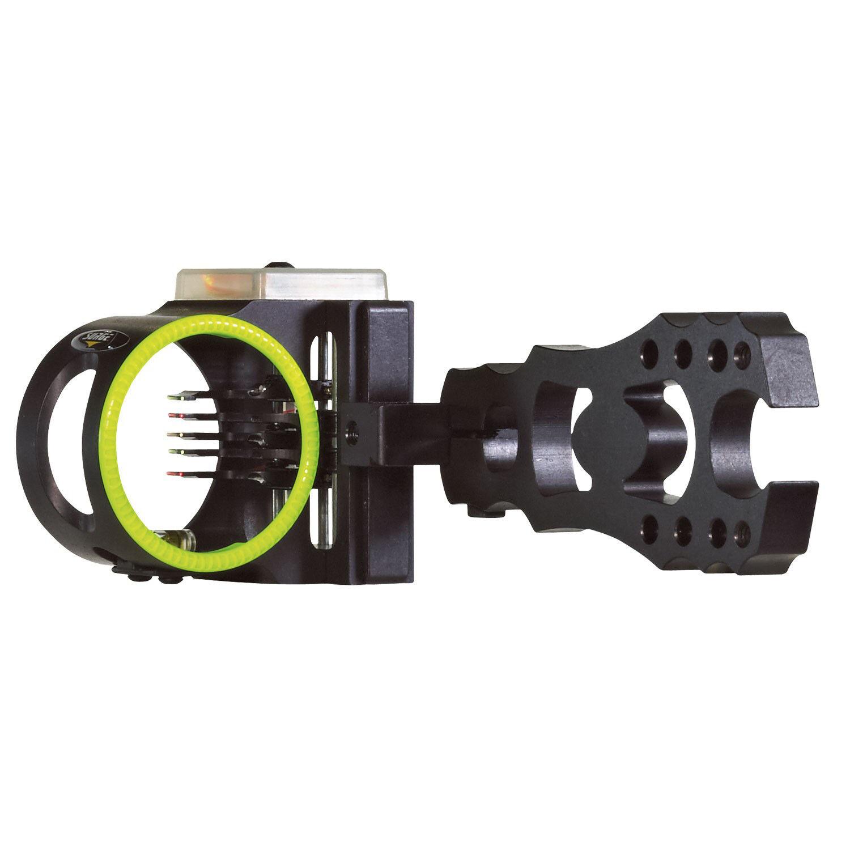 oro Negro Viuda Maker 2  Guardia 5 Pin Negro .019 bowsight RH