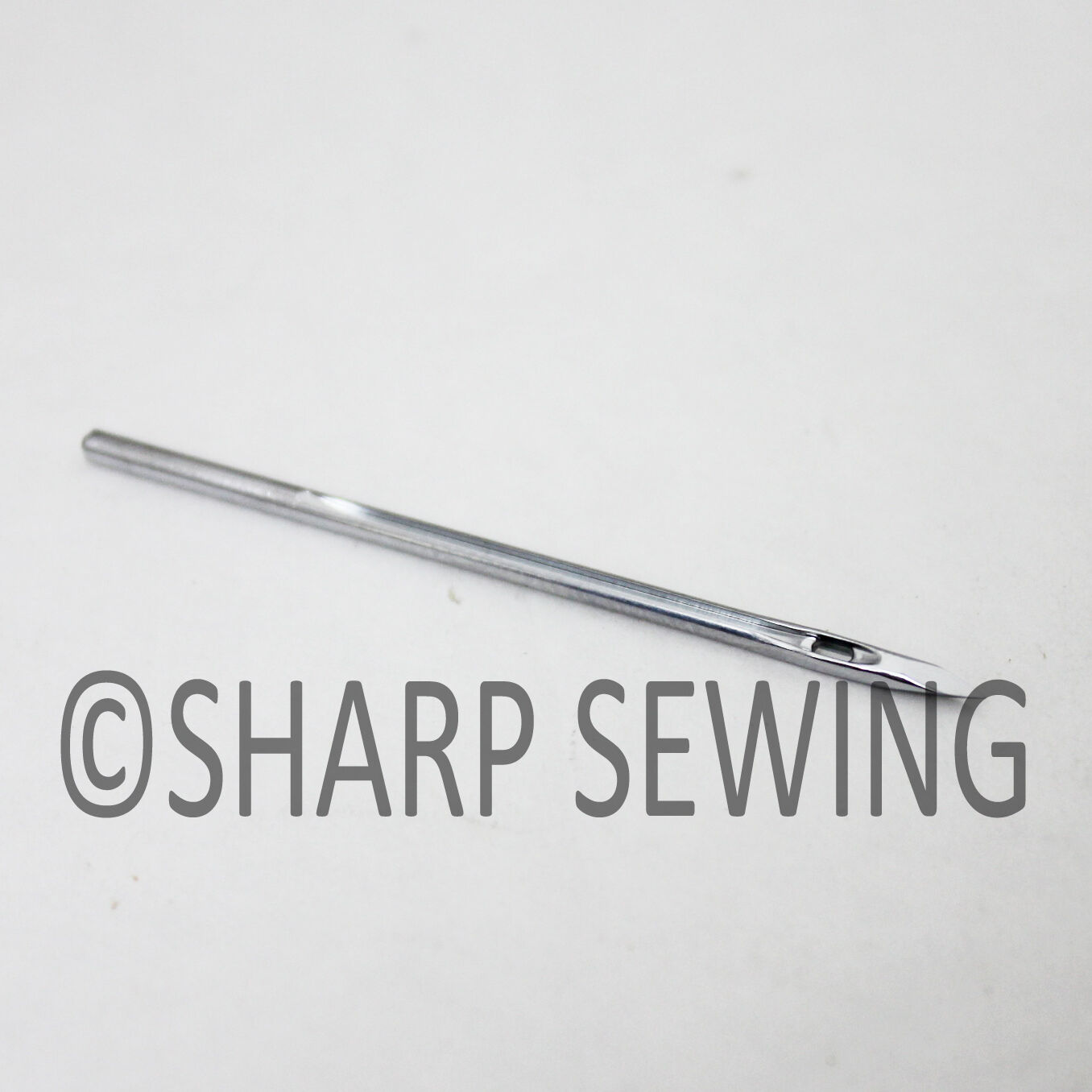 No #8S speedy stitcher 130A Straight Needle