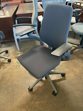 Executive Chair By Steelcase Gesture In Dark Gray Color