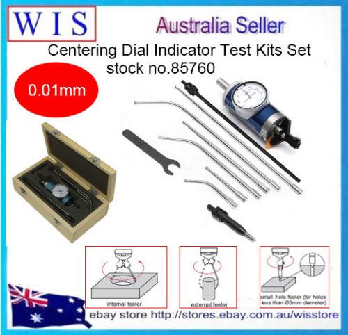0-3mm 0.01mm Centering Dial Indicator,Center Finder Milling Tool-85760