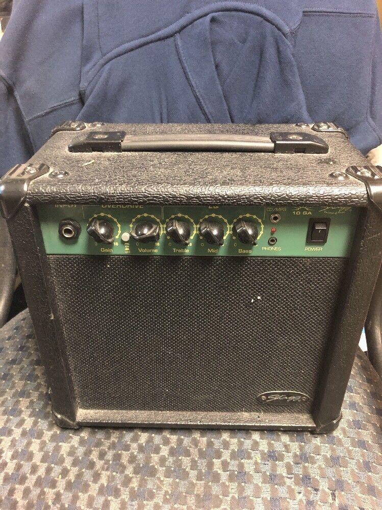 Stagg 10 10 10 GA Amplificador De Guitarra  compras en linea