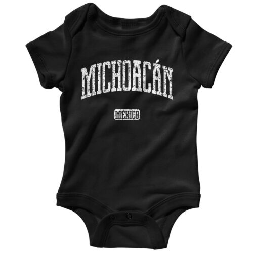 Baby Infant Creeper Romper NB-24M Gift Monarcas Michoacan Mexico One Piece