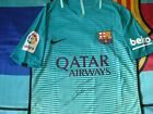 SHIRT FC BARCELONA PLAYER ISSUE 2016/17 AWAY SIGNED BY LEO MESSI