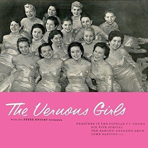 Vernons Girls / Lyn Cornell [New CD] UK - Import