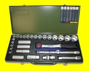 Proxxon 23000 Knarrenkasten Ratschenkasten 29 Teilig Antrieb 125mm