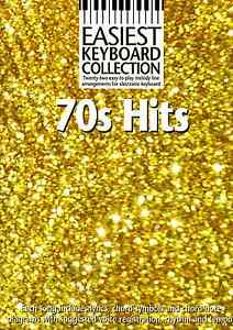 70s-POP-SONGS-FOR-EASY-KEYBOARD-Seventies-Sheet-Music-Book-1970s-Chart-Rock
