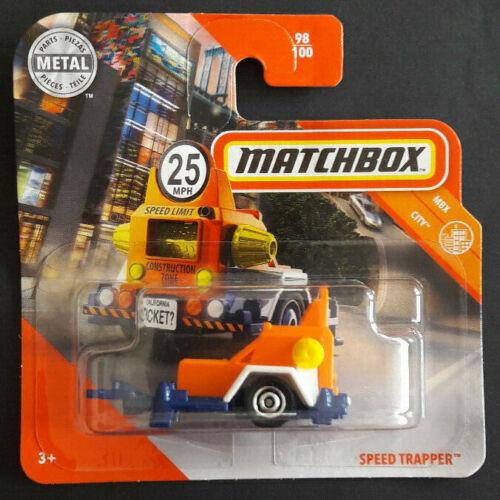 MATCHBOX 2020 SPEED TRAPPER MBX CITY NEU /& OVP