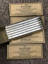 Vintage Box Of Stanley Bostitch Staples 5000 Per Box Cat 14 6mm 23622