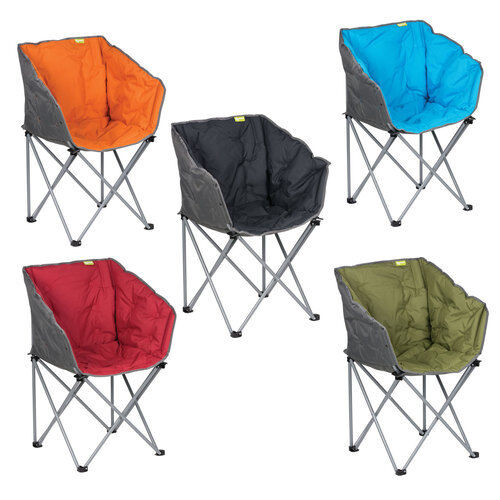 Gepolstert DE LUXE faltbar Zelt Badewanne Stuhl Sitz für Garten Reise Luxus