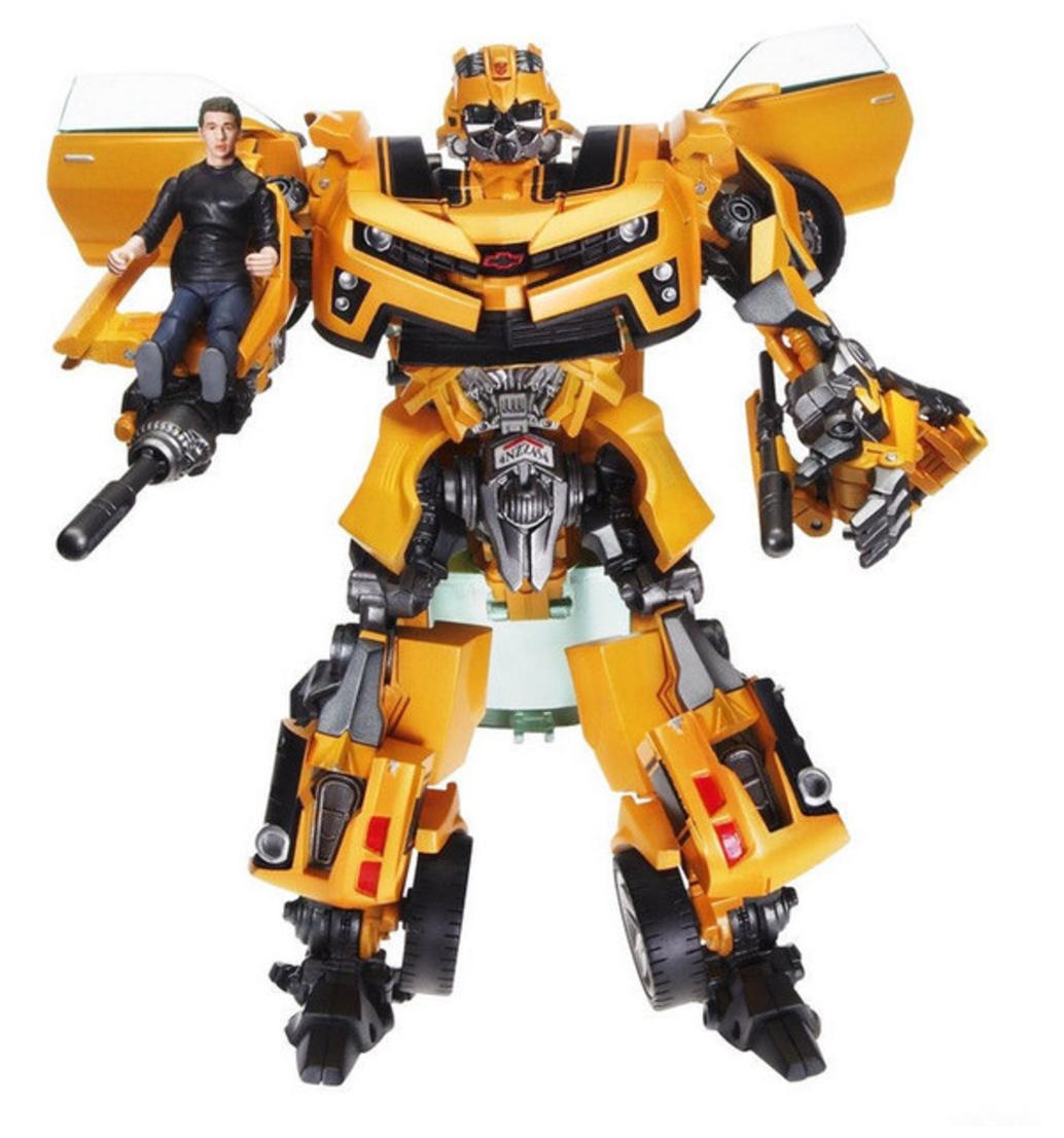 Fuxi double à, viens! viens! viens! Transformers action figures kids toys Optimus Prime Ironhide Bourdon Robots acbda6