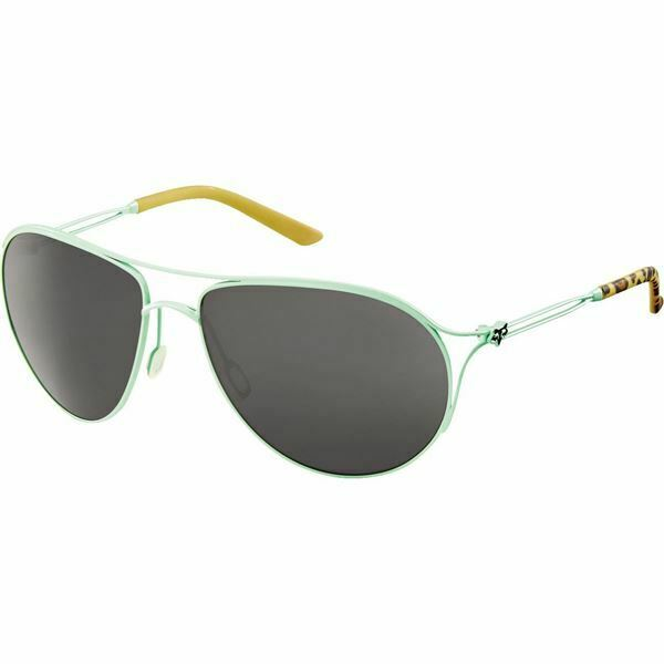 Fox Racing The Stella Cheetah Women's Mintgrey Sunglasses ULqpjMSzVG