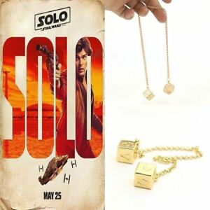 A Star Wars Story-Han SOLO Dice Lucky SABACC Dice Millennium Falcon Cosplay PROP