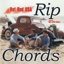 Hot Rod U.S.A. by The Rip Chords (CD 2001, Sony Music A 32003, Surf, US, OOP)