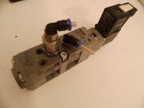 Bosch 0820022026 válvula de solenoide de