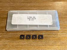 K Tool Carbide Inserts Speb 2522cb Gr X33 Qty 4 New