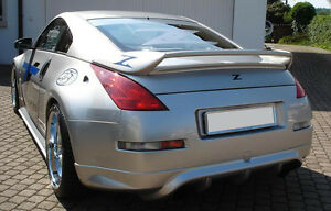 REAR-BUMPER-SPOILER-SKIRT-VALANCE-COMPATIBLE-WITH-NISSAN-350Z-350