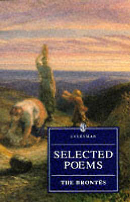 Selected Poems Brontes (Everyman's Library) by Bronte, Charlotte