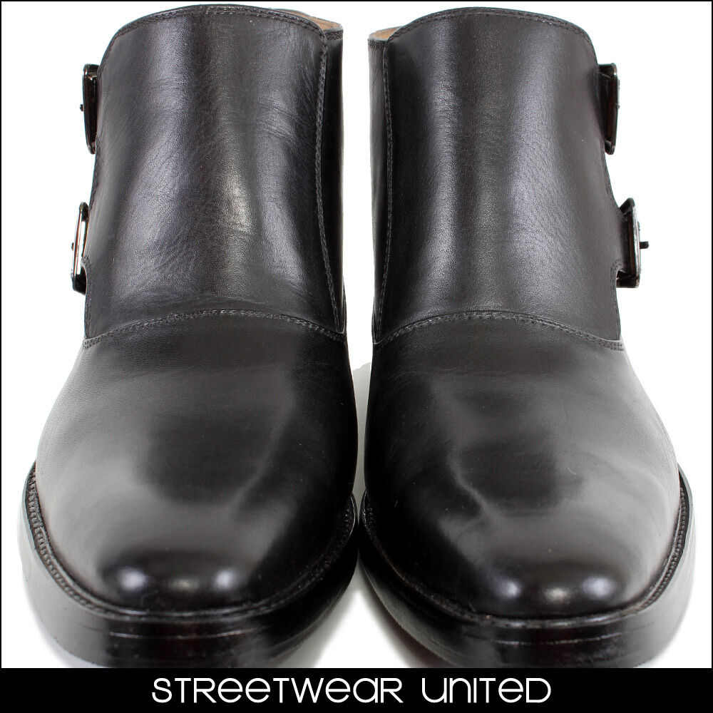 Streetwear Premium Geniune Leather Hand Made 314 Italian Style Buckle botas 314 Made 825ff8