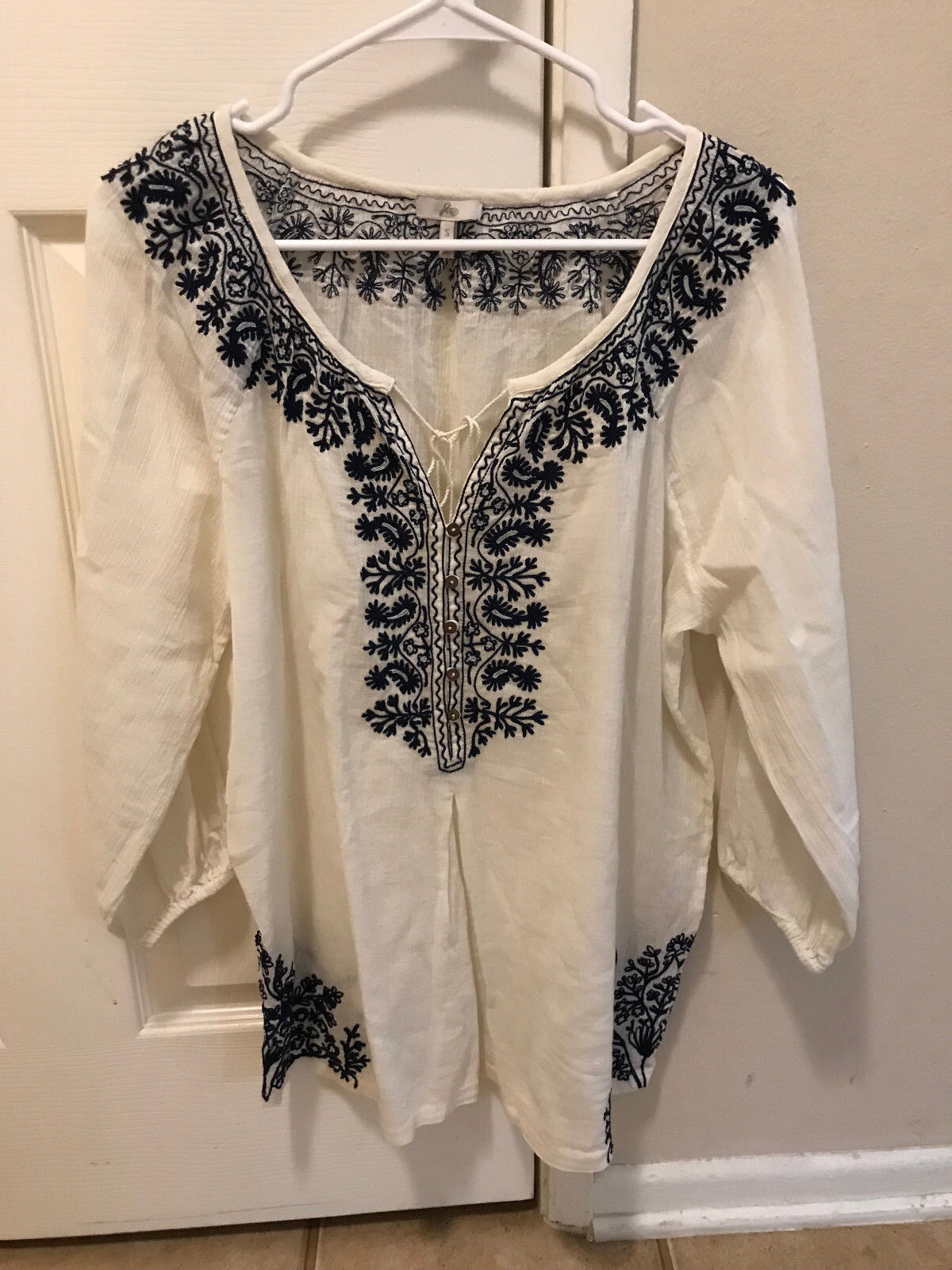 NWOT Joie silk blouse top small 2 4 6
