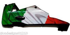 Aprilia RSV4 2014 a medida Bandera italiana quilla gráficos juego de pegatinas