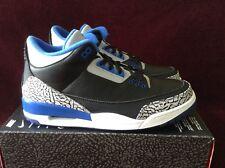 0f68a918a5a211 item 4 Nike Air Jordan 3 Retro Cement Sport Blue 136064-007 Size 11.5 -Nike  Air Jordan 3 Retro Cement Sport Blue 136064-007 Size 11.5