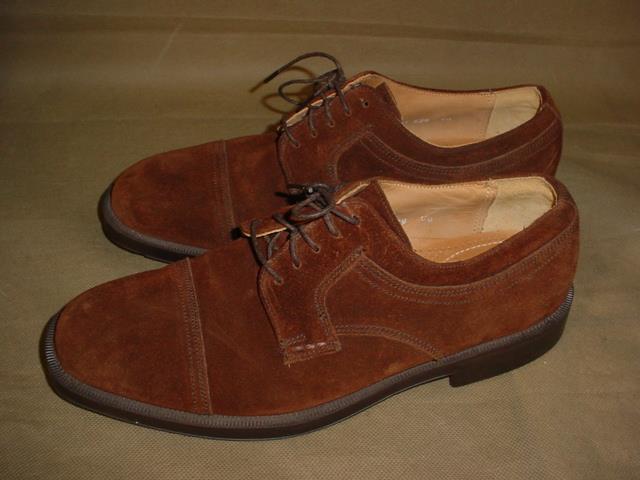 NICE MENS FLORSHEIM COMFORTECH LIGHT WEIGHT marron Suede Leather  Loafers 8.5D