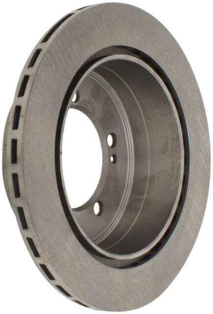 Disc Brake Rotor-C-TEK Standard Preferred Rear Centric 121.02003