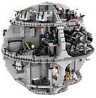 LEGO Star Wars 10188 Death Star 2008 Retired Complete w/ Minifigs