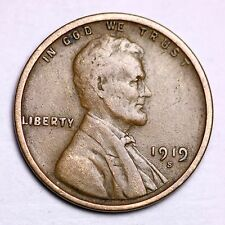 Image result for 1919 penny