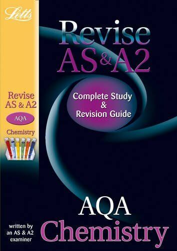 Letts A Level Success - AQA AS and A2 Chemistry: Study Guide By Rob Ritchie