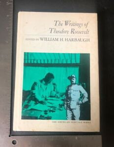 The-Writings-Of-Theodore-Roosevelt-Book-By-William-H-Harbaugh-First-Edition