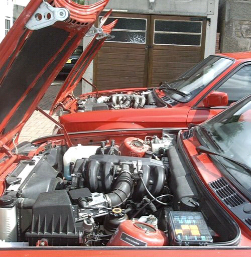 bmw 318i m40 complete wireloom with fuse box and interior wiring