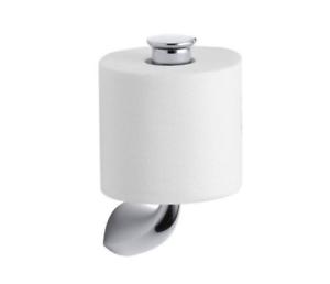 Kohler Salle De Bain Papier toilette Tissue Holder support mural matériel accessoire chrome