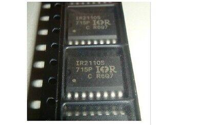 2 PCS IR2110S IR2110 IR HIGH AND LOW SIDE DRIVER SOP-16 SMD New