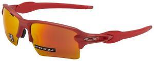 Oakley-Flak-2-0-XL-Sunglasses-OO9188-7459-Ir-Red-Prizm-Ruby-Lens-BNIB