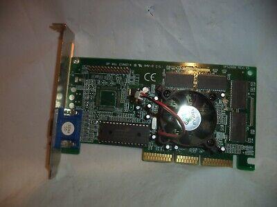 NVIDIA SP5200B E-TNT2 M64 032-A4-NV02-S1 32MB AGP 4X//8X VIDEO CARD