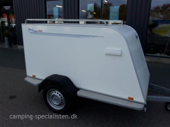 Trailer, Selandia 210, lastevne (kg): 550