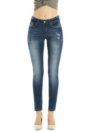 Fit Holly Mid Jeans marley Kc7209d Kancan rise Super Skinny q06ZxK